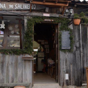Turistvideo i forbifarten fra saltutvinning i Rio Maior