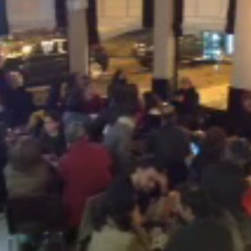 Direktesendt konsert fra Café Central, Caldas da Rainha