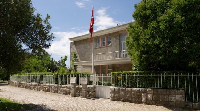 Den Norske Ambassaden i Lisboa