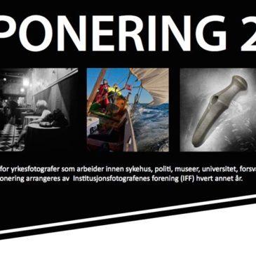 Institusjonsfotografenes konkurranse EKSPONERING lansert