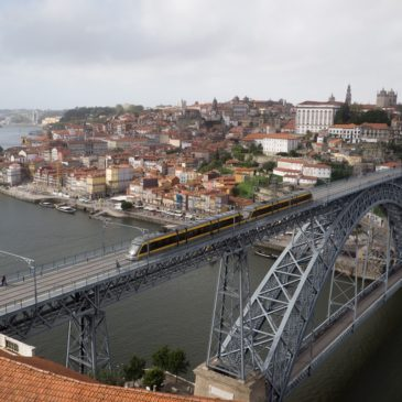 "Porto ""Best European Destination 2017"""