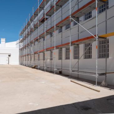 Politisk fengsel i Peniche blir nå museum
