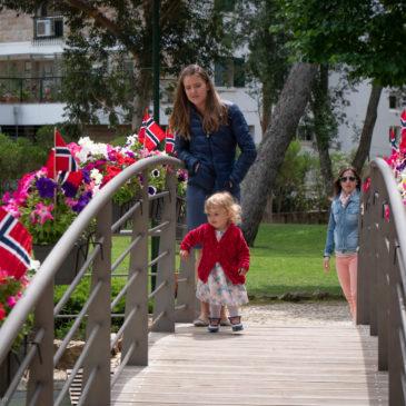 17. mai-feiring i Cascais med Den norske klubb Portugal