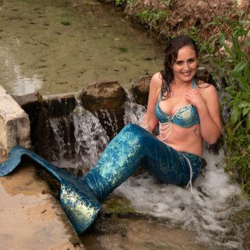 You can find beautiful mermaids everywhere